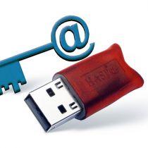 Налоговики предлагают харьковчанам бесплатно забрать электронный ключ