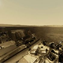 Марсианские хроники: создана интерактивная панорама с эффектом присутствия (ФОТО)