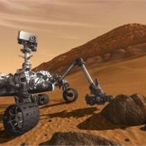 Марсоход Curiosity расплавил лазерной пушкой камень на поверхности Красной планеты