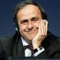 Платини поблагодарил Украину за успешное Евро-2012