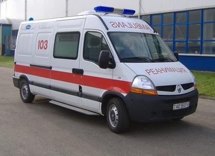 В Харькове мужчина выпал из окна и разбился насмерть (Дополнено рассказом очевидца)
