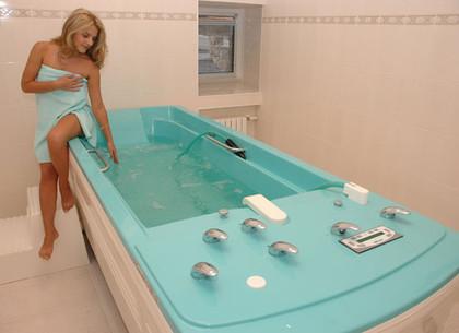 В харьковской областной больнице стали лечить, как в классном санатории (ФОТО)