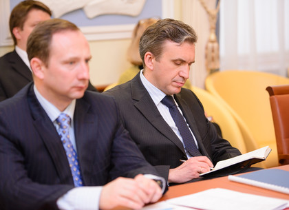 Министр экономического развития и торговли Украины встретился с руководством компании «Шелл»