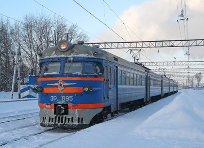 С февраля электрички из Харькова не будут выезжать в Россию