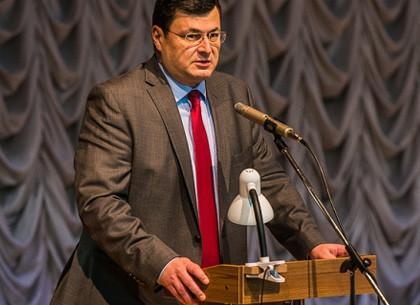 Министр Квиташвили в Харькове рассказал, как в Украине будут внедрять платную медицину