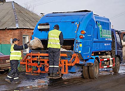 В Харькове повысили тарифы на вывоз мусора из частного сектора