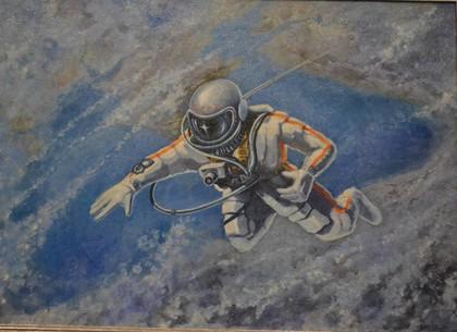 Полвека назад человек впервые вышел в открытый космос