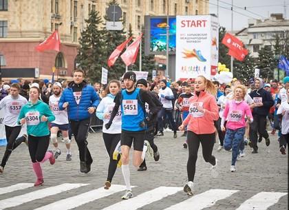 II Харьковский международный марафон: бегунов на маршруте будут подбадривать диджеи