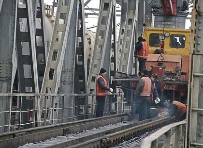 Восстановление ж/д-полотна на станции «Новожаново»