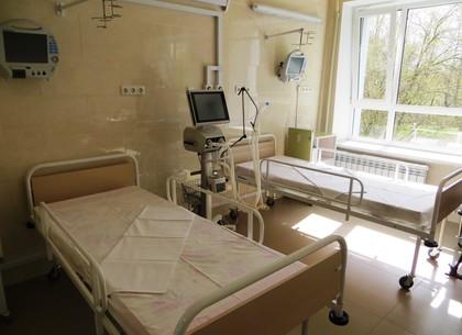 В «четвертой неотложке» открыли отремонтированное отделение реанимации (ФОТО)