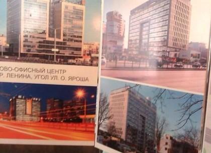 Строительство ТОЦ-долгостроя на проспекте Ленина возобновится. Архитекторы решают, как будет выглядеть фасад