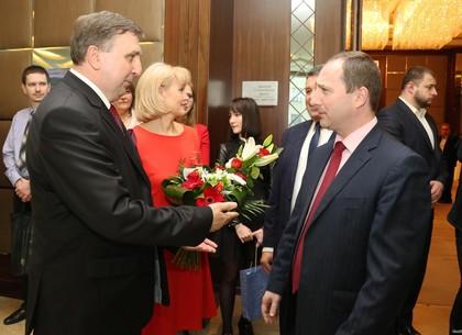 День Конституции Польши отметили в Харькове