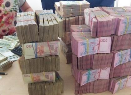 В Киеве и Харькове отмывались деньги для террористов из «ДНР/ЛНР» (ФОТО)
