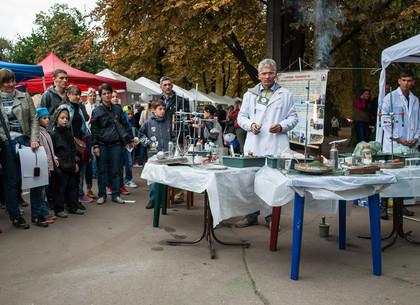«Научные пикники» - VI в Харькове