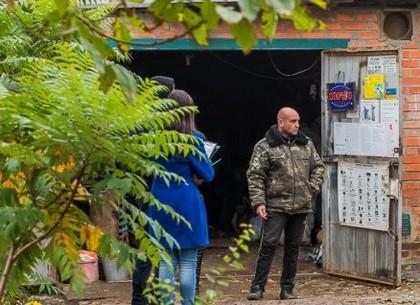В Харькове прошел рейд по незаконным пунктам приема металла (ФОТО)
