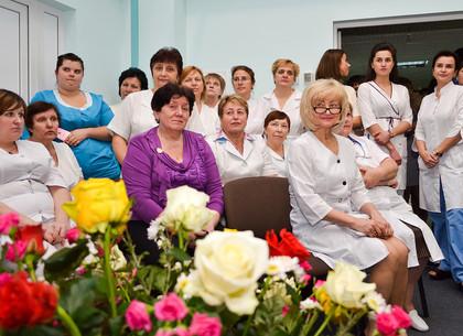 В Харьковском городском перинатальном центре празднуют юбилей