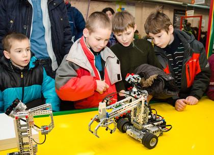 Фестиваль робототехники в «ЛандауЦентре»