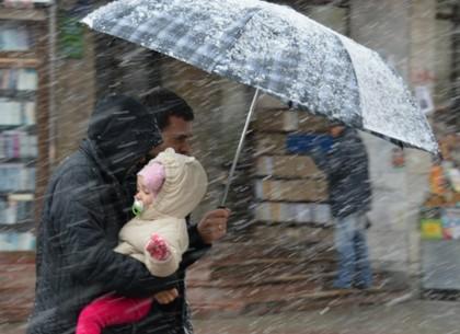 Завтра в Харькове ожидается сильный дождь