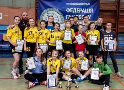 Стали известны победители школьной гандбольной лиги Харькова