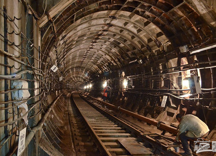 Строительство метро в сторону Одесской начнется в следующем году