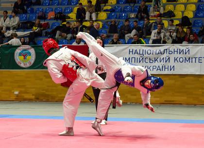 Харьковчане завоевали 7 золотых наград международного турнира по тхэквондо