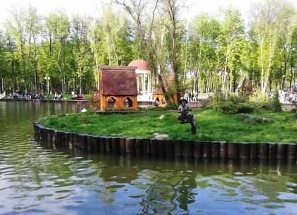 На Троицу в парке Горького пройдет Зеленый праздник