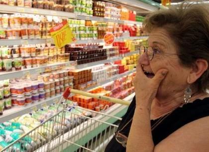 Кабмин отменил регулирование цен на продукты питания