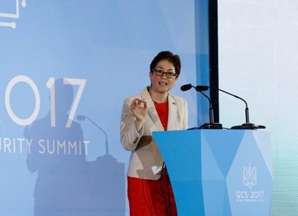 Офис Харьковщины в Вашингтоне организовал первый саммит по кибербезопасности в Киеве