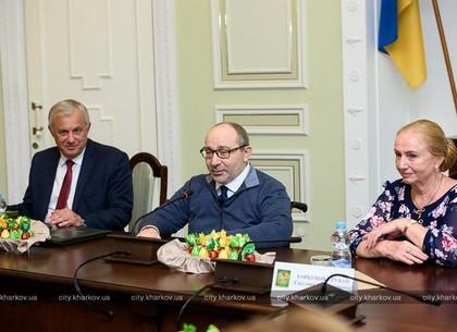 Геннадий Кернес поздравил медиков города с профессиональным праздником (ФОТО)