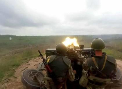 Как харьковские курсанты учились стрелять из зенитных установок