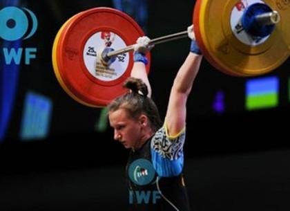 Тяжелоатлетка из Харькова завоевала «серебро» чемпионата мира