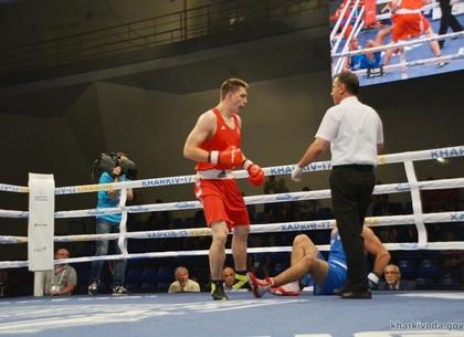 Харьковчанин Рамазан Муслимов победно дебютировал на чемпионате Европы по боксу