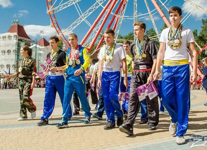 В парке Горького состоится традиционная спортивная ярмарка