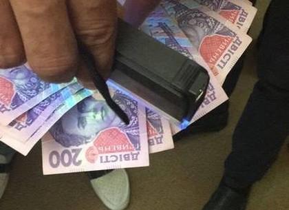 Работник «Харьковгаза» требовал взятку за «нулевые» квитанции