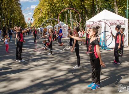 Спортивная ярмарка и турнир по боксу: выходные в парке Горького