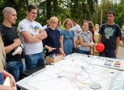 В Харькове состоялся фестиваль изменений «Вместе УрбанПарк»