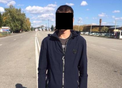 Разыскиваемого за кражу задержали на границе с Россией