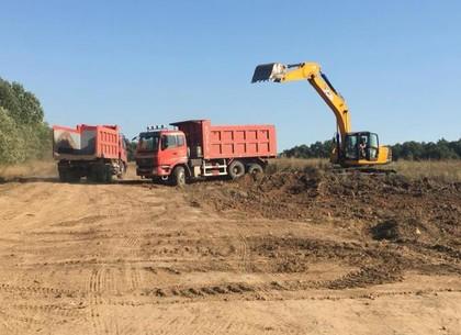 Геннадий Кернес рассказал, что сейчас находится на месте будущего мусороперерабатывающего комплекса (ФОТО)