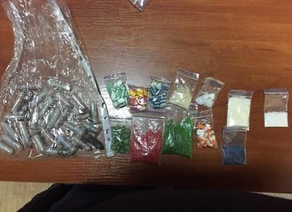 У харьковского «закладчика» нашли наркотиков на 8 тысяч долларов