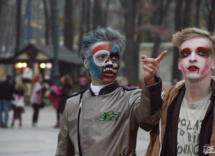 Парк Горького приглашает на празднование Хэллоуина