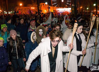 В выходные в парке Горького будут праздновать Хэллоуин: программа