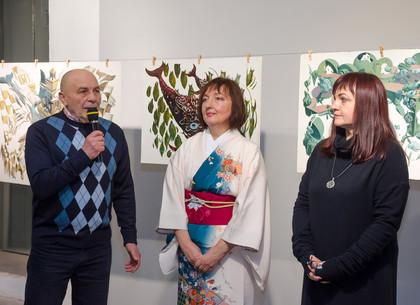 В ЕрмиловЦентре показывают коллекцию японской печатной графики
