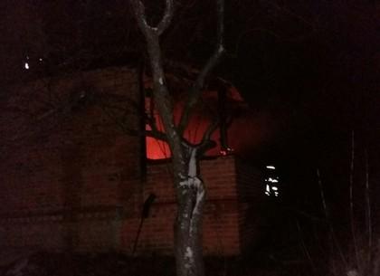 Одинокий пьющий мужчина сгорел в собственном доме