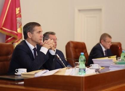 Владимир Скоробагач инициировал вынесение на следующую сессию облсовета областной программы «Инвентаризация лесополос»