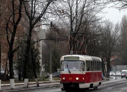 Трамвай №1 не будет курсировать несколько часов