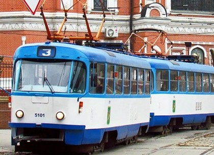 Трамваи №3, 7 и 27 временно изменят маршрут