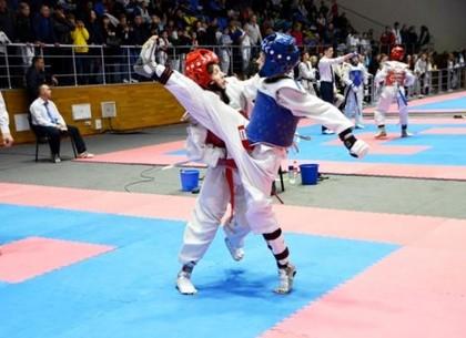 Юные тхэквондисты разыграли последние медали года