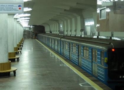 В новогоднюю ночь метро в Харькове будет работать до трех часов утра