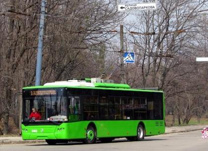 Мимо «Турбоатома» не будут ходить троллейбусы