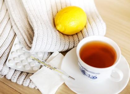 В Харькове уменьшилось количество заболевших гриппом и ОРВИ